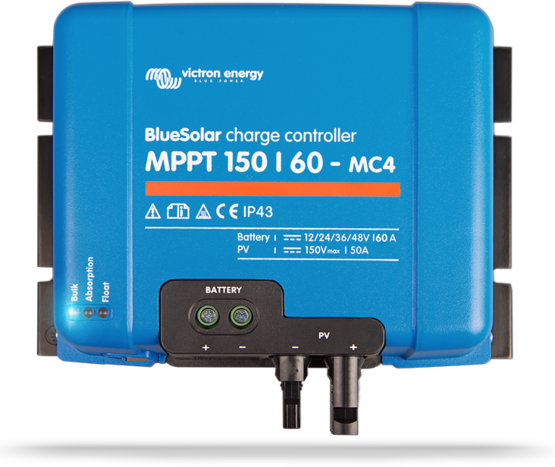 BlueSolar MPPT 150 60-MC4 (12 24 48V-60A)